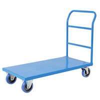 Extra Heavy Duty Steel Platform Trolleys (1 Handle)