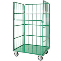 Cage Trolley (with open front) - 950mm long