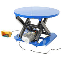 Rotatable Electric Lift Table
