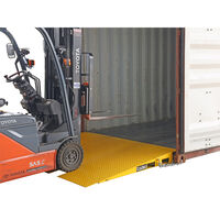 7.5 Tonne Capacity 1 Piece Container Ramp