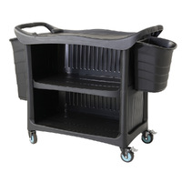 3 Tier Utility Service Cart