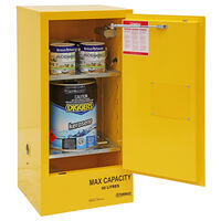 Flammable Liquid Cabinet - 60L Capacity
