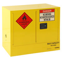 Flammable Liquid Cabinet - 100L Capacity