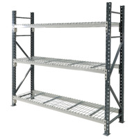 Heavy Duty Longspan Shelving - Mesh 2400mm wide